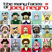 The Many Faces of Joey Negro Vol.1 by Various Artists