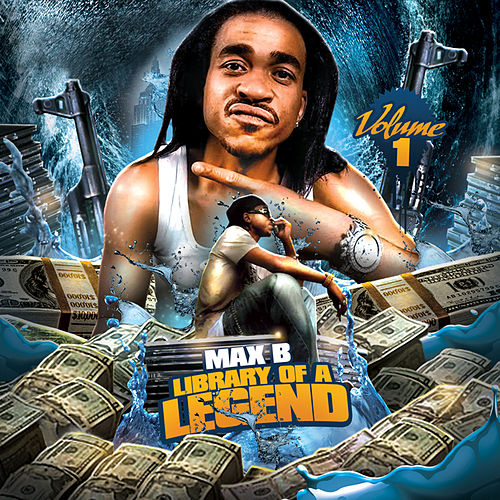 Library of a Legend Vol. 1 by Max B.