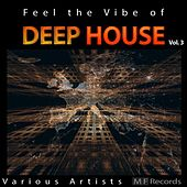 Feel the Vibe of Deep House, Vol. 3 de Various Artists