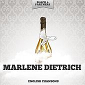 English Chansons by Marlene Dietrich