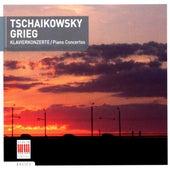 Tschaikovsky & Grieg: Klavierkonzerte by Various Artists
