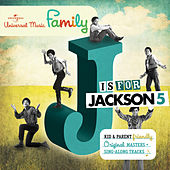 J is for Jackson 5 di The Jackson 5