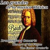 Bach, Los Grandes de La Música Clásica by Various Artists