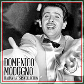 Italian Artists Collection: Domenico Modugno de Domenico Modugno
