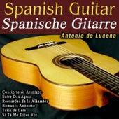Spanish Guitar by Antonio De Lucena