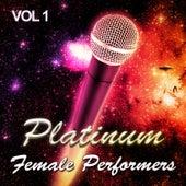Platinum Female Performers, Vol. 1 von Various Artists