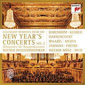 Legendary Moments from the New Year's Concerts, Vol. 2 de Various Artists
