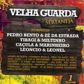 Velha Guarda Sertaneja, Vol. 1 von Various Artists