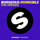 Invincible (The Remixes) de Borgeous