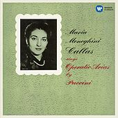 Callas sings Operatic Arias by Puccini - Callas Remastered by Maria Callas