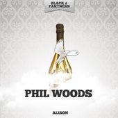 Alison de Phil Woods