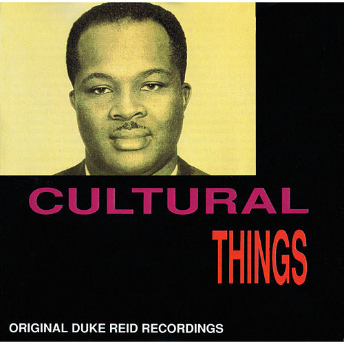 Cultural Things by Various Artists