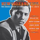 Soul Jazz Records Presents New Orleans Soul: The Original Sound of New Orleans Soul 1960-76 de Various Artists