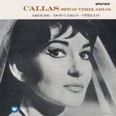 Callas sings Verdi Arias - Callas Remastered by Maria Callas