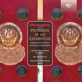 Mussorgsky: Pictures at an Exhibition (Original Piano Version and Ravel Orchestration) by Various Artists