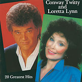 20 Greatest Hits fra Conway Twitty
