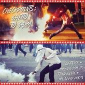 Checkpoints: Ghetto To Gaza (feat. Talib Kweli & M1) - Single by Beatnick & K-Salaam
