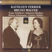 Mahler: Kindertotenlieder - Schubert, Schumann, Brahms: Lieder de Kathleen Ferrier