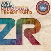 Joey Negro presents Nu Disco Daze & Re-Edit Nights by Various Artists