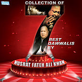 Collection of 7 Best Qawwalis by Nusrat Fateh Ali Khan by Nusrat Fateh Ali Khan