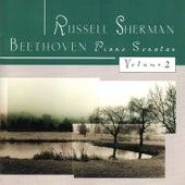 Beethoven Piano Sonatas, Vol. 2 by Russell Sherman