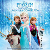 Frozen Canciones de una Aventura Congelada de Various Artists