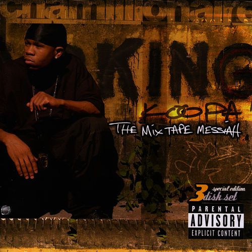 The Mixtape Messiah by Chamillionaire