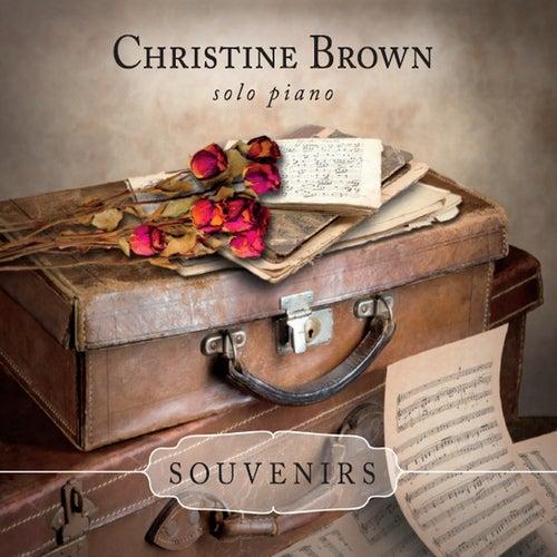 Souvenirs (Solo Piano) by Christine Brown