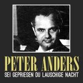 Sei gepriesen du Lauschige Nacht von Peter Anders