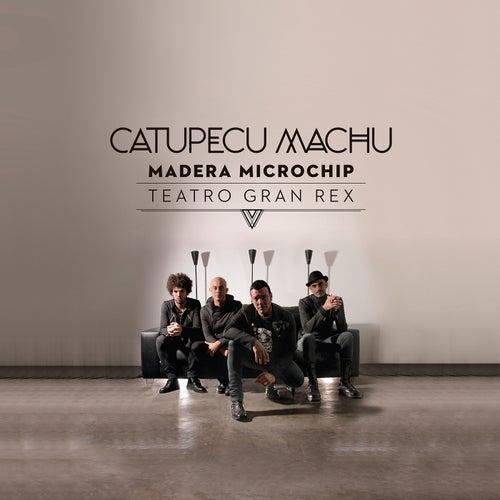 Madera Microchip de Catupecu Machu