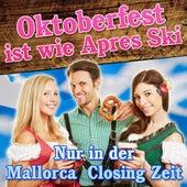 Oktoberfest ist wie Aprés Ski  - Nur in der Mallorca Closing Zeit de Various Artists