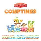 Comptines - Deluxe (Les 20 comptines incontournables pour les tout-petits) by Various Artists