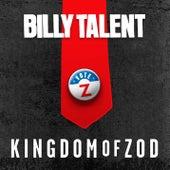 Kingdom of Zod de Billy Talent