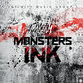 Monsters Ink by Steven Malcolm