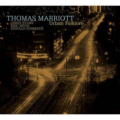 Urban Folklore by Thomas Marriott