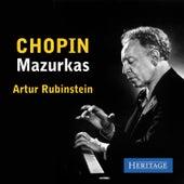Chopin: Mazurkas de Artur Rubinstein