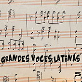 Grandes Voces Latinas Vol. 5 de Various Artists