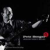 American Favorite Ballads, Vol. 5 by Pete Seeger