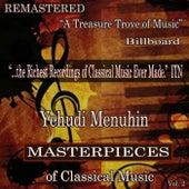 Yehudi Menuhin - Masterpieces of Classical Music Remastered, Vol. 2 by Yehudi Menuhin