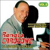12 Grandi Successi Registrazioni Anni 1955-1960 Vol.2 by Renato Carosone