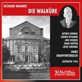 Wagner: Die Walküre, WWV 86B (Live Recordings 1958) by Various Artists