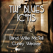 Two Blues Icons de Curley Weaver