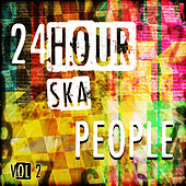 24 Hour Ska People, Vol. 2 de Various Artists