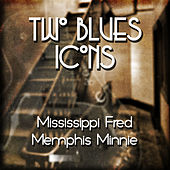 Two Blues Icons by Various Artists