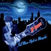 Full Moon Night In Memphis by J. P. Soars