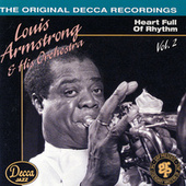 Heart Full Of Rhythm / Volume 2 (1936-38) by Louis Armstrong