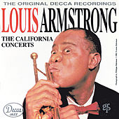 The California Concerts von Louis Armstrong