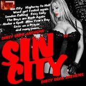 Sin City: Dirty Rock Anthems de Various Artists