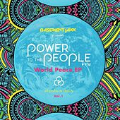 Power To The People.fm World Peace by Various Artists