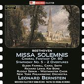 Beethoven: Missa Solemnis, Choral Fantasy & Symphony No. 5 (Recordings 1960-1962) von Various Artists